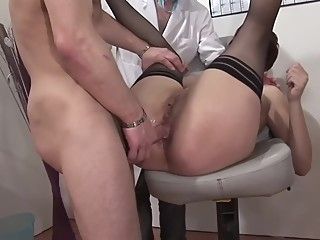 Ass fucking the gynos - Telsev cum in mouth fisting hd video