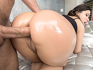 The Great Booty of Aleksa big tits anal blowjob video