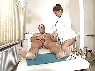 Busty nurse Elena loves anal anal blowjob tits video